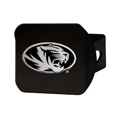 FANMATS Missouri Tigers Black Trailer Hitch Cover