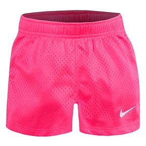 Girls 4-6x Nike Classic Mesh Shorts