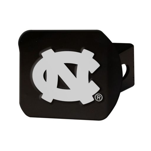 FANMATS North Carolina Tar Heels Black Trailer Hitch Cover