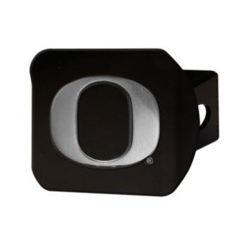FANMATS Oregon Ducks Black Trailer Hitch Cover