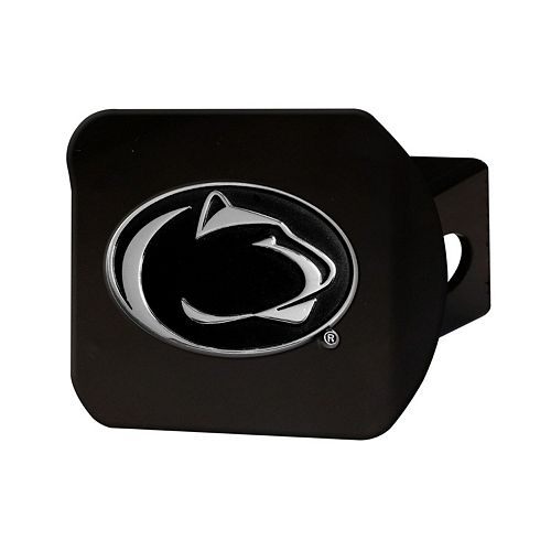 FANMATS Penn State Nittany Lions Black Trailer Hitch Cover