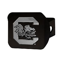 FANMATS South Carolina Gamecocks Black Trailer Hitch Cover