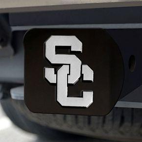 FANMATS USC Trojans Black Trailer Hitch Cover