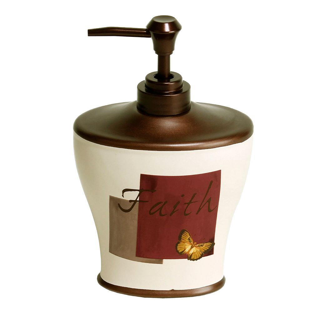 Saturday Knight, Ltd. Grace Soap Dispenser
