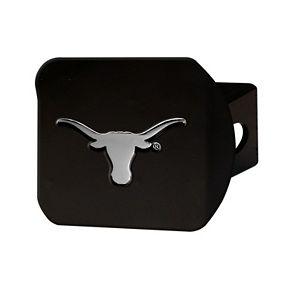 FANMATS Texas Longhorns Black Trailer Hitch Cover