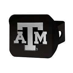 FANMATS Texas A&M Aggies Black Trailer Hitch Cover