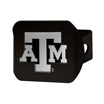 FANMATS Texas A&M Aggies Black Trailer Hitch Cover