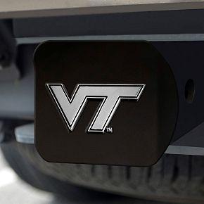 FANMATS Virginia Tech Hokies Black Trailer Hitch Cover