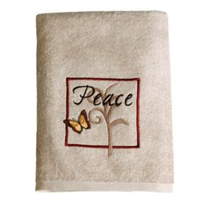 Saturday Knight, Ltd. Grace Embroidered Bath Towel