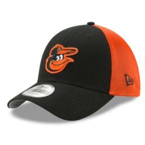 Adult New Era Baltimore Orioles 39THIRTY Team Brazen Flex-Fit Cap