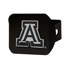 FANMATS Arizona Wildcats Black Trailer Hitch Cover