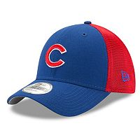 Adult New Era Chicago Cubs 39THIRTY Team Brazen Flex-Fit Cap