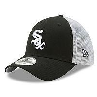 Adult New Era Chicago White Sox 39THIRTY Team Brazen Flex-Fit Cap