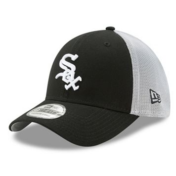 Adult New Era Chicago White Sox 39THIRTY Team Brazen Flex-Fit Cap