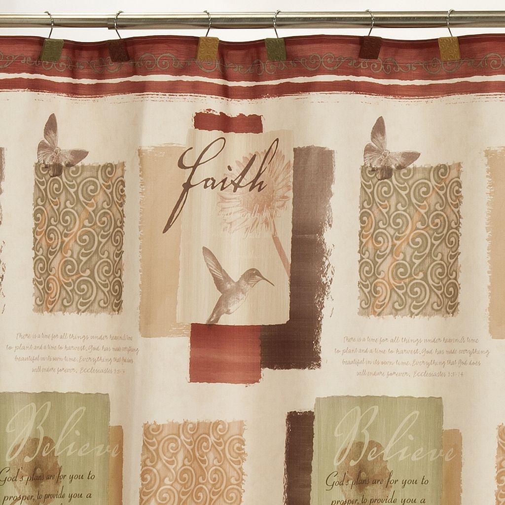 Saturday Knight, Ltd. Inspire Shower Curtain