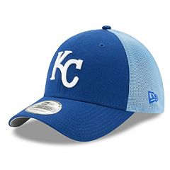 Adult New Era Kansas City Royals 39THIRTY Team Brazen Flex-Fit Cap