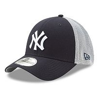 Adult New Era New York Yankees 39THIRTY Team Brazen Flex-Fit Cap