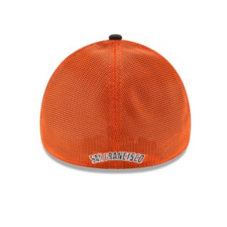 Adult New Era San Francisco Giants 39THIRTY Team Brazen Flex-Fit Cap