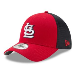 Adult New Era St. Louis Cardinals 39THIRTY Team Brazen Flex-Fit Cap