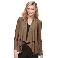 Women's Dana Buchman Faux-Suede Jacket