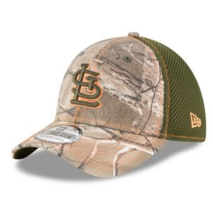 Adult New Era St. Louis Cardinals 39THIRTY Realtree Flex-Fit Cap