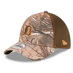 Adult New Era Detroit Tigers 39THIRTY Realtree Flex-Fit Cap