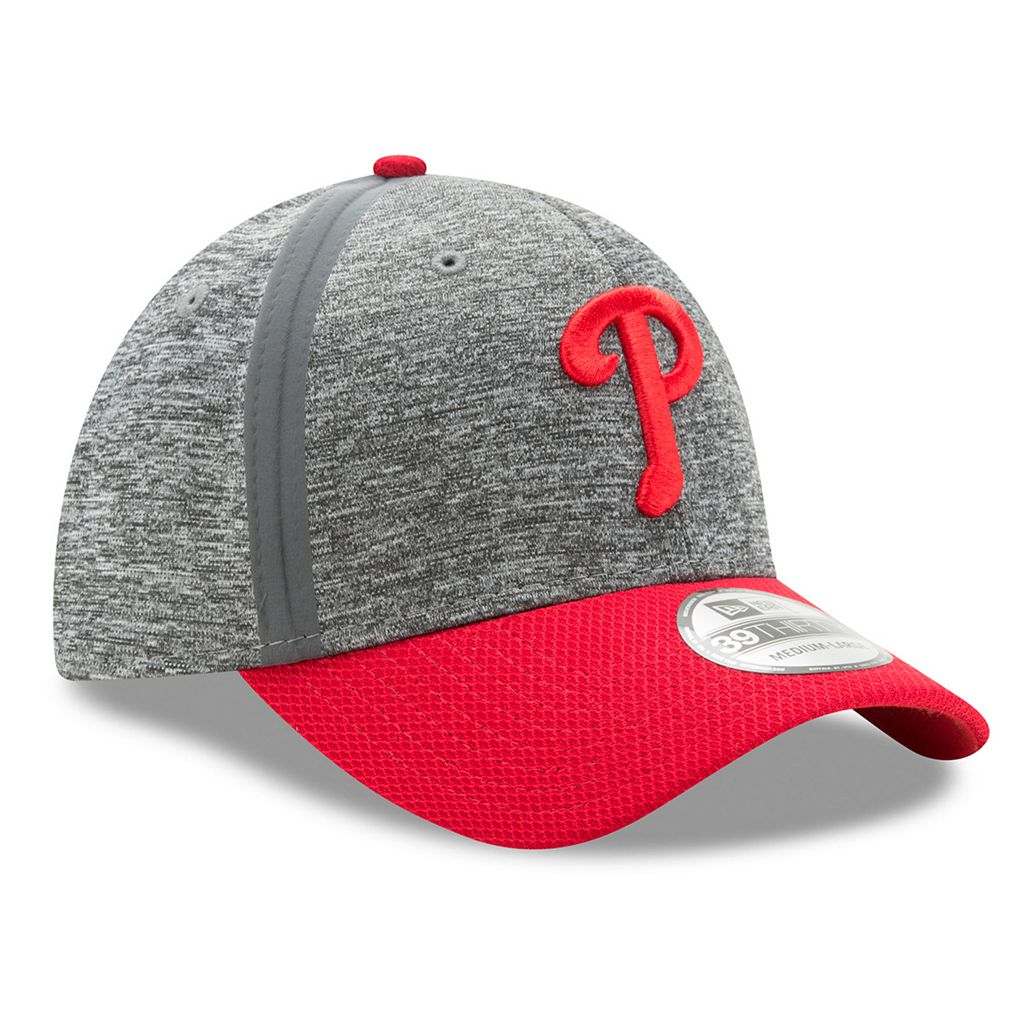 Adult New Era Philadelphia Phillies 39THIRTY Clubhouse Flex-Fit Cap
