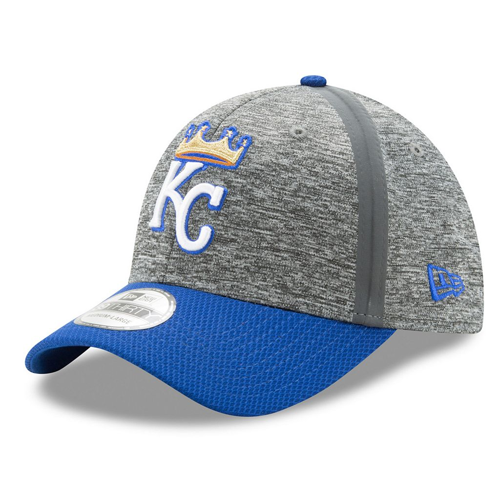 Adult New Era Kansas City Royals 39THIRTY Clubhouse Flex-Fit Cap