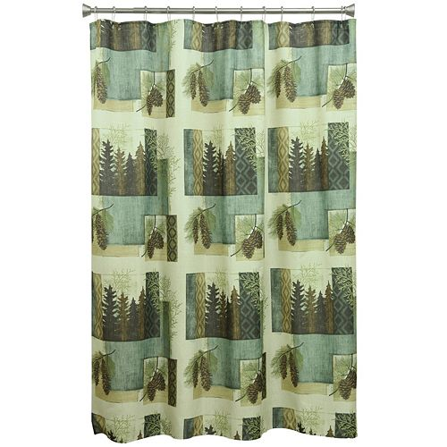Bacova Westlake Shower Curtain