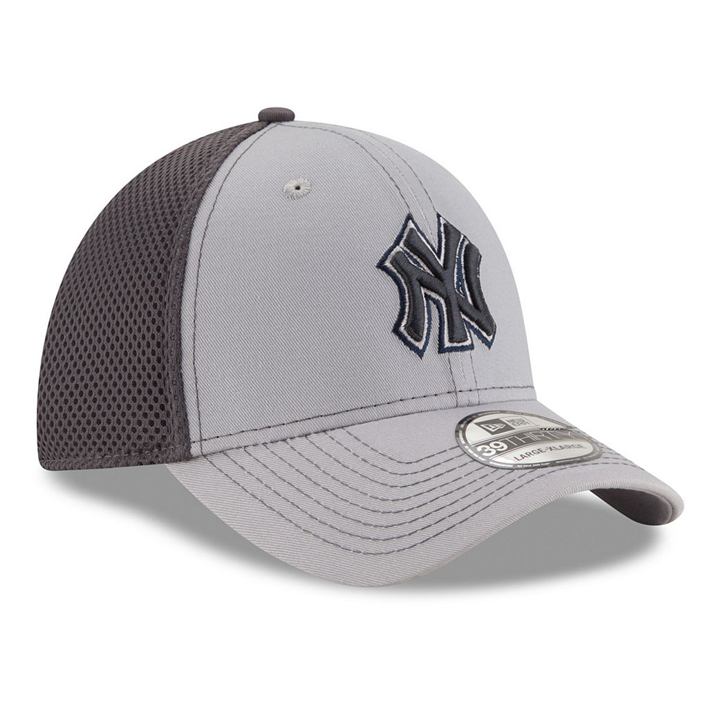 Adult New Era New York Yankees 39THIRTY Grayed Out Neo 2 Flex-Fit Cap