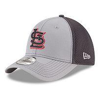 Adult New Era St. Louis Cardinals 39THIRTY Grayed Out Neo 2 Flex-Fit Cap