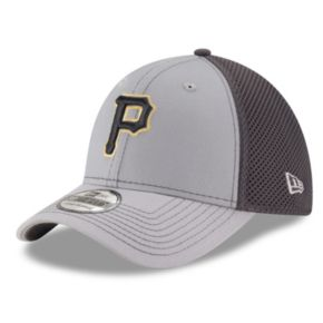 Adult New Era Pittsburgh Pirates 39THIRTY Grayed Out Neo 2 Flex-Fit Cap