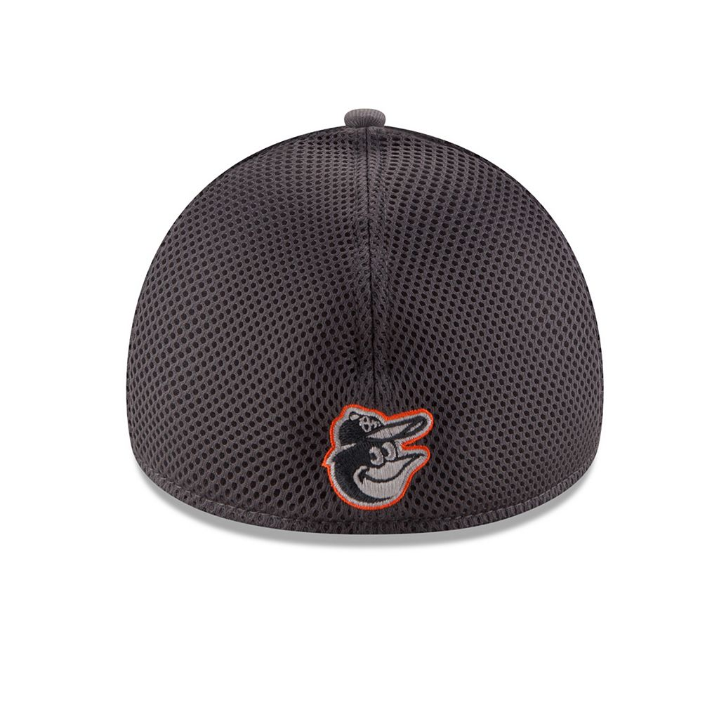 Adult New Era Baltimore Orioles 39THIRTY Grayed Out Neo 2 Flex-Fit Cap