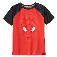 Boys 4-7x Marvel Hero Elite Series Spider-Man Collection for Kohl's 3D Metallic Tee