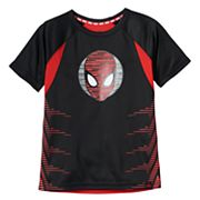 Boys 4-7x Marvel Hero Elite Series Spider-Man Collection for Kohl's Mask Active Tee