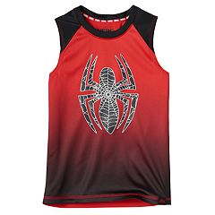 Boys 4-7x Marvel Hero Elite Series Spider-Man Collection for Kohl's Ombre Tank Top