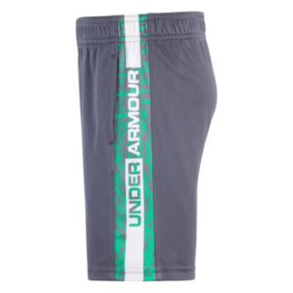 Toddler Boy Under Armour Code Printed Shorts