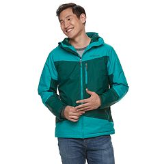 Men's Columbia Wister Slope Colorblock Thermal Coil Insulated Jacket