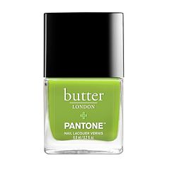 butter LONDON PANTONE Nail Lacquer