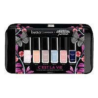 butter LONDON & project RUNWAY junior C'EST LA VIE Petite Nail Lacquer Set