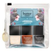 butter LONDON & project RUNWAY junior Peace of Armour Nail Lacquer Set