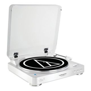 Audio-Technica Fully Automatic Wireless Belt-Drive Stereo Turntable (AT-LP60-BT)