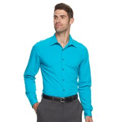 Men's Van Heusen Flex 3 Slim Fit 4-Way Stretch Dress Shirt