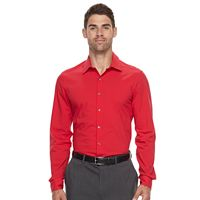 Men's Van Heusen Flex Collar Slim-Fit 4-Way Stretch Dress Shirt