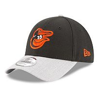 Adult New Era Baltimore Orioles 9FORTY The League Heather 2 Adjustable Cap