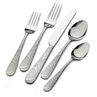 Gourmet Basics Garland Frost 51-pc. Flatware Set