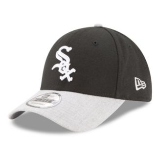 Adult New Era Chicago White Sox 9FORTY The League Heather 2 Adjustable Cap