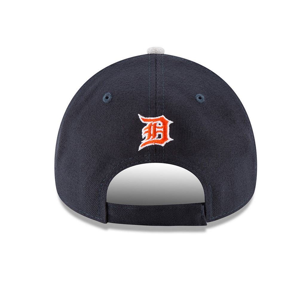 Adult New Era Detroit Tigers 9FORTY The League Heather 2 Adjustable Cap