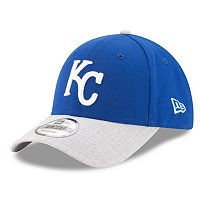 Adult New Era Kansas City Royals 9FORTY The League Heather 2 Adjustable Cap