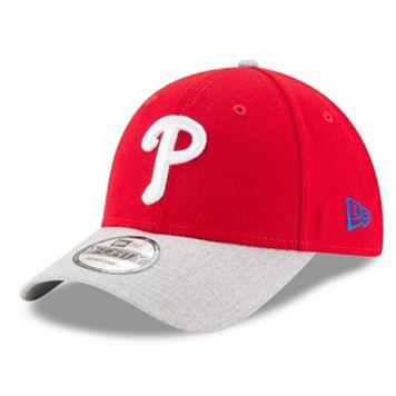 Adult New Era Philadelphia Phillies 9FORTY The League Heather 2 Adjustable Cap